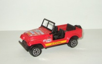 Джип Jeep CJ-7 Renegade 4x4 1993 Bburago 1:43 Made in Italy