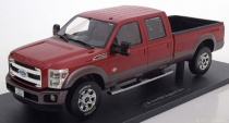 Форд Ford F-350 2016 4x4 Double Cabine Long Version King Ranch 1:18