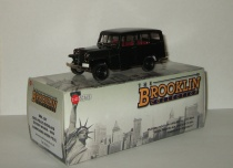Виллис Willys Overland Station Wagon 4WD 4x4 1952 Brooklin Models 1:43