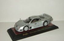 Мерседес Бенц Mercedes Benz CLK GTR Street Version C297 1998 Maisto 1:43