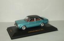 Симка Крайслер Simca Chrysler 2 L 1976 IXO 1:43 CLC100