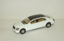 лимузин Майбах Maybach 62 Long 2003 IXO IST Суперкары 1:43