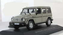Мерседес Mercedes Benz G500 V8 4x4 Гелендваген 1993 IXO Whitebox 1:43