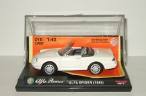 Альфа Ромео Alfa Romeo Spider 1989 New Ray 1:43 48579 Ранний