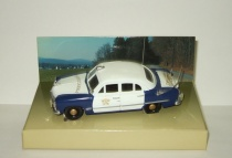 Форд Ford 4 door Police Pennsylvania USA 1950 White Rose Collectibles 1:43