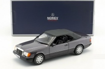 Мерседес Бенц Mercedes Benz 300CE 24 Cabriolet W124 (A124) 1992 Norev 1:18 183567