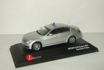 Инфинити Infiniti G37 Sedan 2007 Honolulu Police J-Collection 1:43 JC116