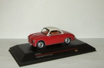 AWZ P70 Coupe 1958 Dark Bordeaux and White IST 1:43 IST042