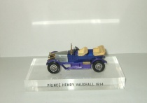 Prince Henry Vauxhall 1914 Matchbox Models of Yesteryear