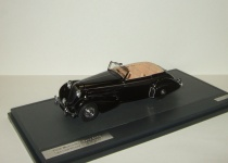 Мерседес Бенц Mercedes Benz 540 K Special Roadster 1936 Черный Matrix 1:43 MX41302-051
