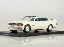Мерседес Mercedes Benz 500 SEC AMG Magic Top Convertible 1985 Neo 1:43 NEO46575