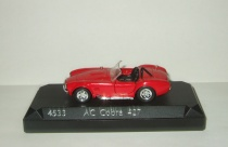 AC Cobra 427 1962 Solido 1:43 Made in France Ранний