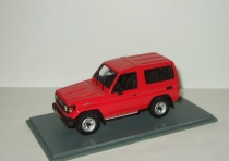 Тойота Toyota Land Cruiser 70 4х4 1988 Neo 1:43