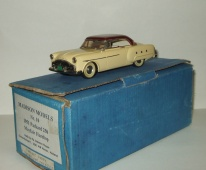 Паккард Packard 250 Mayfair Hardtop 1951 Madison Models 1:43 Limit № 10