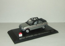 Citroen Visa Decouvrable 1984 Nostalgie IXO 1:43 NO 121