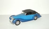 Delahaye 135 M 1939 Solido 1:43 Made in France Ранний