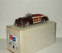Крайслер Chrysler Town & Country 1948 Motor City USA 1:43 MC 22