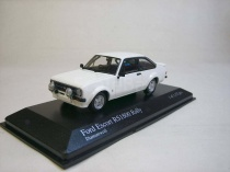 Форд Ford Escort II RS 1800 1975 Minichamps 1:43 400758400