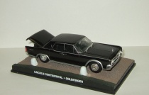 Линкольн Lincoln Continental James Bond Джеймс Бонд Агент 007 Goldfinger Universal Hobbies 1:43