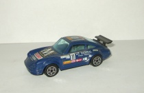 Порше Porsche 911 1986 Bburago 1:43 Made in Italy 1990-е