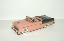 Шевроле Chevrolet Bel Air Convertible 1955 Motor City USA 1:43 Limit MC - 6