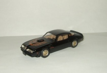 Понтиак Pontiac Firebird Trans Am 1978 WP 118 Черный Western Models 1:43
