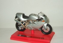 мотоцикл Ducati Supersport 900 FE 2001 Maisto 1:18