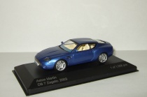 Астон Мартин Aston Martin DB 7 Zagato 2003 Whitebox 1:43