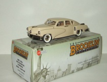 Tucker 48 Torpedo 1948 1948 Brooklin Models 1:43 Limit BRK. 222A