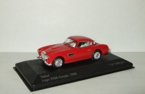 Talbot Lago 2500 Coupe 1955 Whitebox 1:43