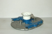 Летающая тарелка HDL Hovercraft SR-N1 Corgi Major 1:87