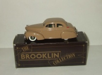 Graham Coupe 1939 Brooklin 1:43