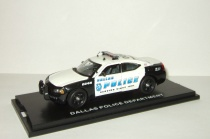 Додж Dodge Charger Dallas Police Department 2013 First Response 1:43