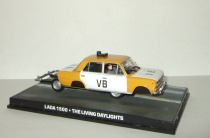 "Ваз 2103 Жигули Lada 1500 из к/ф ""Искры из глаз"" Universal Hobbies James Bond series 1:43"