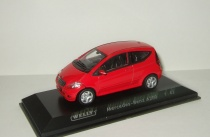 Мерседес Бенц Mercedes Benz A Class A200 2005 Welly 1:43