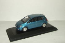 Фольксваген VW Volkswagen Golf+ Minichamps 1:43