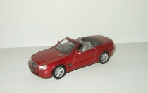 Мерседес Бенц Mercedes Benz SL 500 R230 2003 Welly 1:43