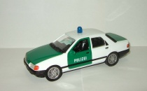 Форд Ford Sierra Police Polizei 1982 Schabak 1:24 Made in Germany (1999 г.)