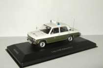 Ваз 2106 Жигули Lada Volkspolizei Police DDR IST Cars & Co 1:43 MCG43013