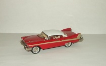 Плимут Plymouth Belvedere 1958 Western Models 1:43