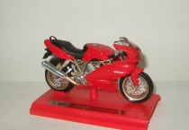 мотоцикл Ducati Supersport 900 2000 Maisto 1:18