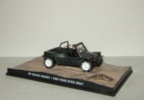 "Jeep GP Beach Buggy + фигурки серия Джеймс Бонд Агент 007 ""Your eyes only"" Universal Hobbies 1:43"