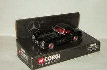 Мерседес Бенц Mercedes Benz 300 SL Roadster W198 1962 Corgi Toys 1:43 Made in Gt Britain