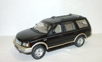 "Форд Ford Expedition 5.4 V8 ""Eddie Bauer"" 1998 4x4 Черный UT Models 1:18"