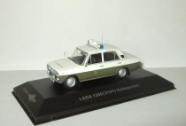 Ваз 2101 Жигули Lada 1200 Volkspolizei Police DDR IST Cars & Co 1:43 CCC056