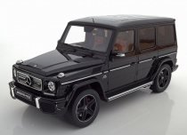 Мерседес Бенц Mercedes Benz AMG G65 Гелендваген Черный GT Spirit 1:12 Limited Edition 2000 pcs.