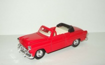 Шевроле Chevrolet Bel Air 1953 Welly 1:38