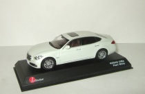 лимузин Ниссан Nissan Cima 2013 Белый Kyosho J-Collection 1:43