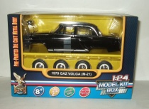Горький 21 М21 Волга Черная 1970 (Кит) Yatming Road Signature 1:24