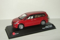 Мазда Mazda MPV 2006 Красный Kyosho J-Collection 1:43